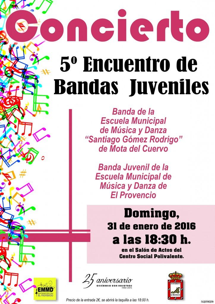 ENCUENTRO BANDAS JUVENILES