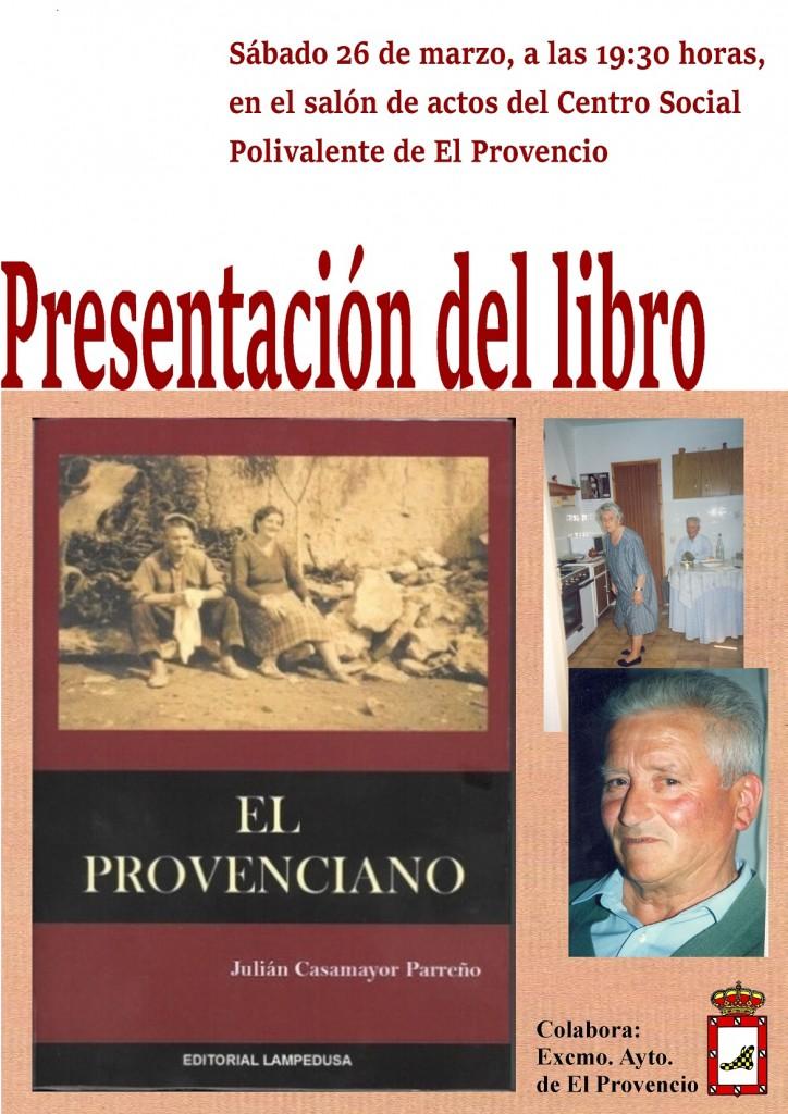 PRESENTACIÓN EL PROVENCIANO