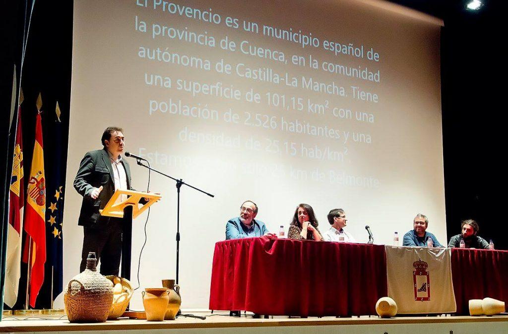Vídeo del acto de presentación del «PLAN DE RECUPERACIÓN DEL PATRIMONIO HISTÓRICO Y CULTURAL» de El Provencio
