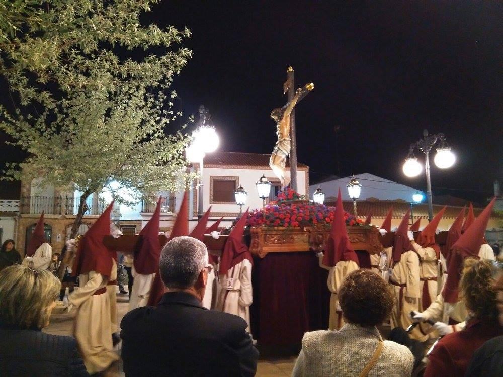 Vídeo de la Procesión del Cenáculo (12/04/2017)