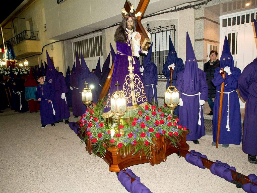 Vídeo de la Procesión del Encuentro, popularmente conocida como «procesión temprana» (14/04/2017)
