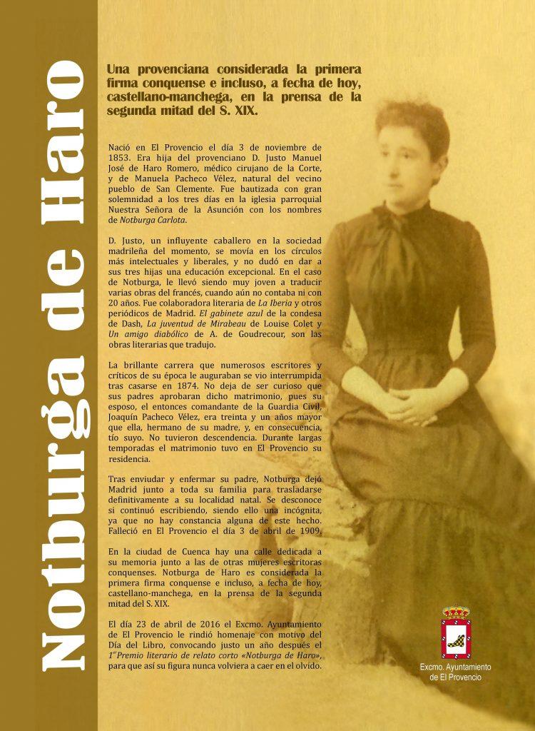 Una provenciana considerada la primera firma conquense e incluso, a fecha de hoy, castellano-manchega, en la prensa de la segunda mitad del S. XIX