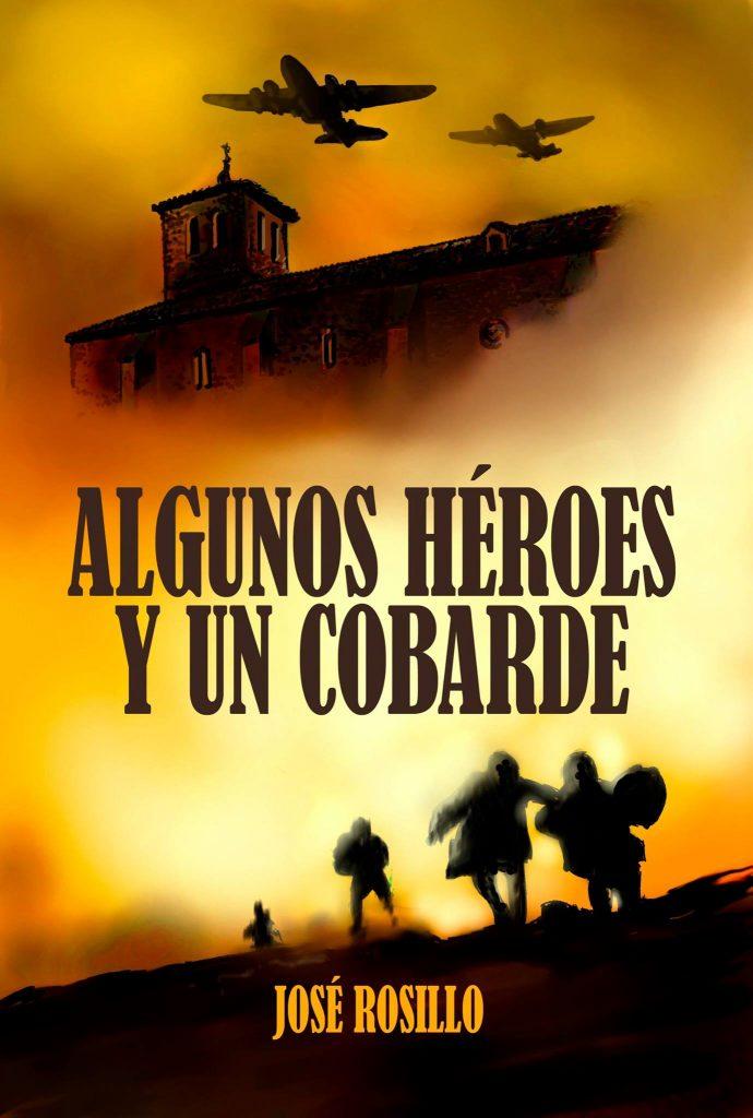 Promoción del libro «Algunos héroes y un cobarde»