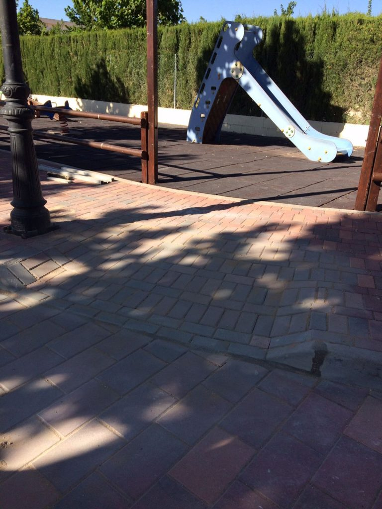 Nuestro Excmo. Ayuntamiento continúa con la supresión de las barreras arquitectónicas en El Provencio