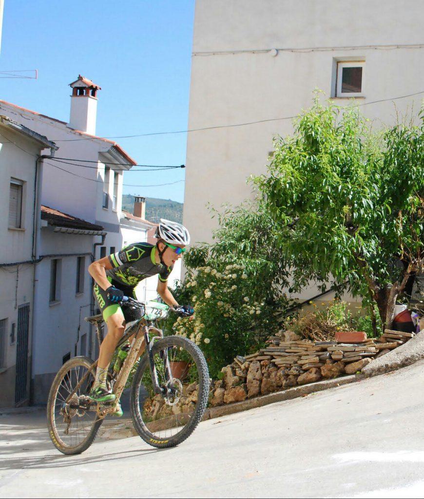 Nuestro paisano José Antonio Membrilla Albir, seleccionado para el campeonato de España Promesas MTB