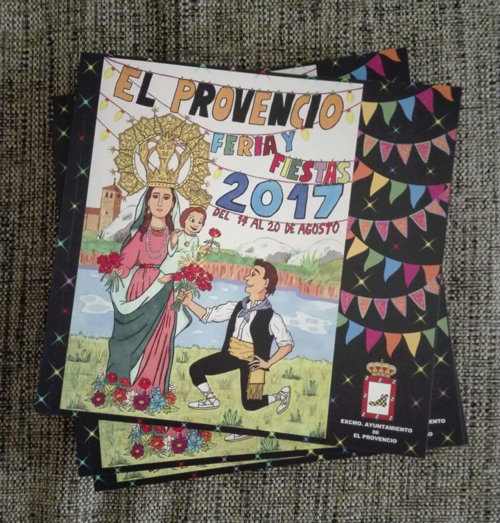 Mañana viernes día 28 de julio estarán disponibles nuestros libros de la «Feria y fiestas 2017»