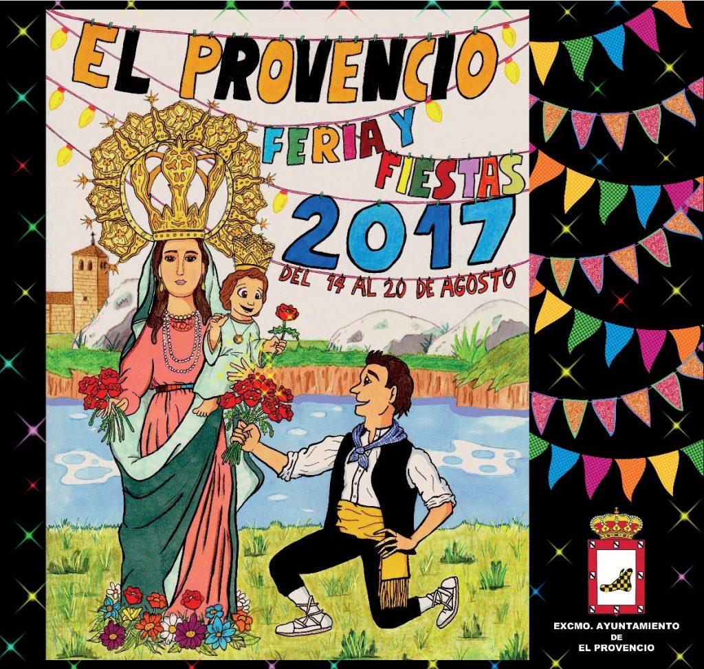 Programación de la «Pre-feria y fiestas 2017» (días 4 al 6 de agosto)