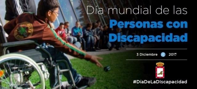 Manifiesto del Excmo. Ayuntamiento de El Provencio en el Día Internacional de las Personas con Discapacidad