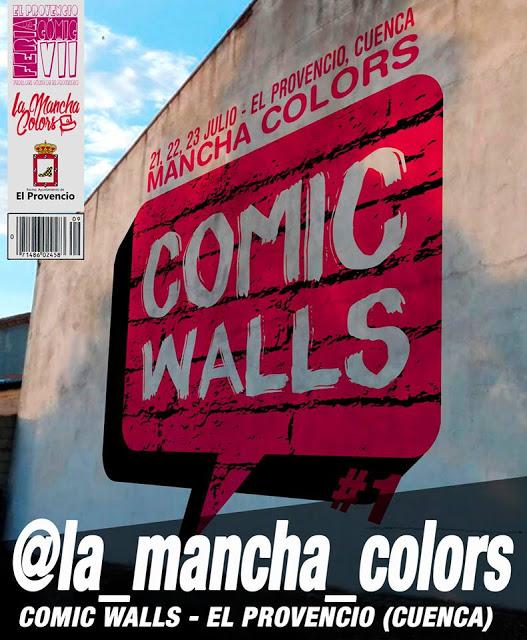 COMIC WALLS