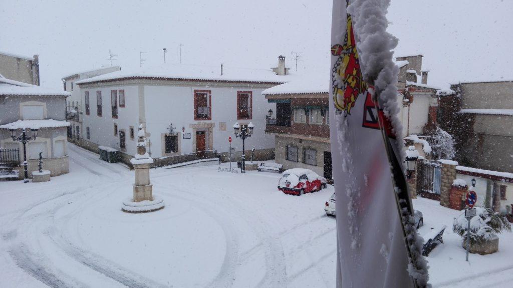 Desde la Dirección del Plan Específico de Protección Civil se ha procedido a la activación de Emergencia nivel 1 por fuertes nevadas