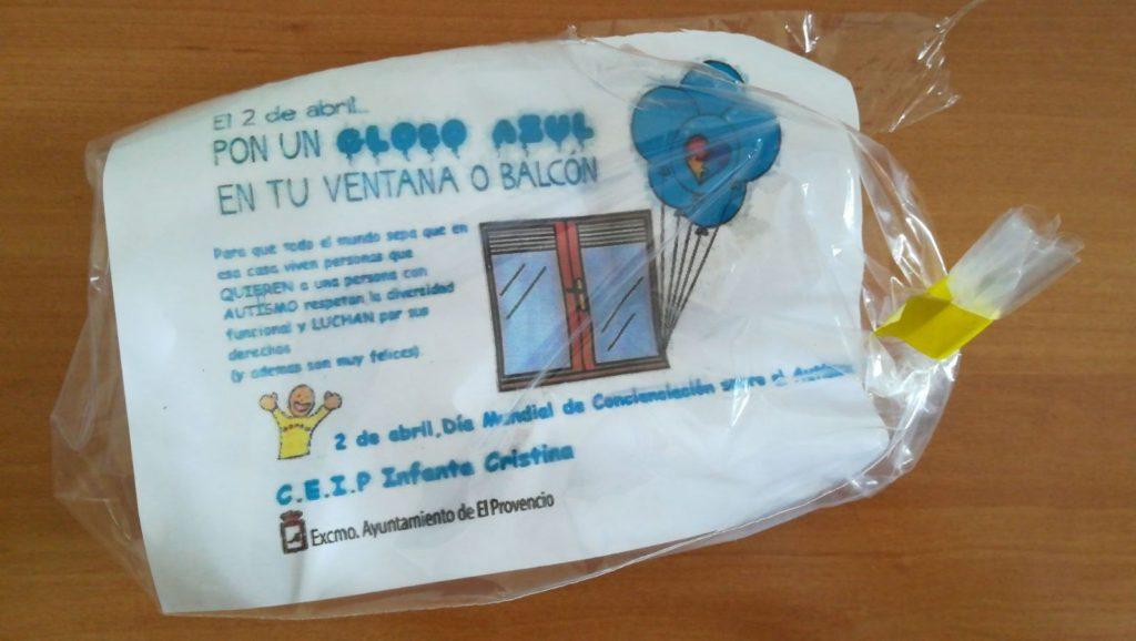 Manifiesto del Excmo. Ayuntamiento de El Provencio en el Día Mundial de Concienciación sobre el Autismo