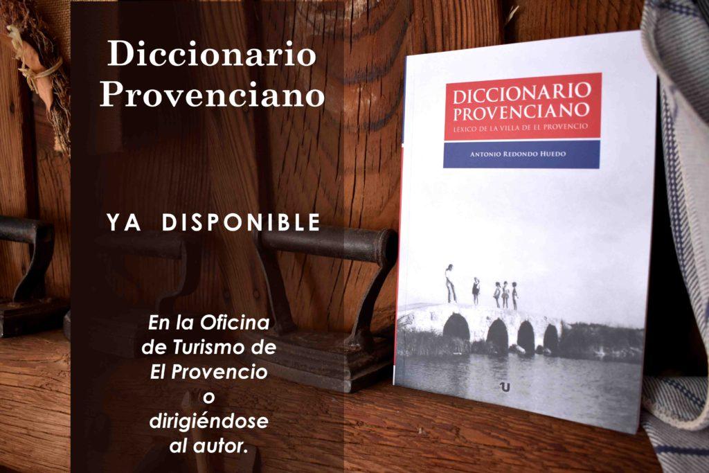 Promoción del libro «Diccionario provenciano. Léxico de la villa de El Provencio»
