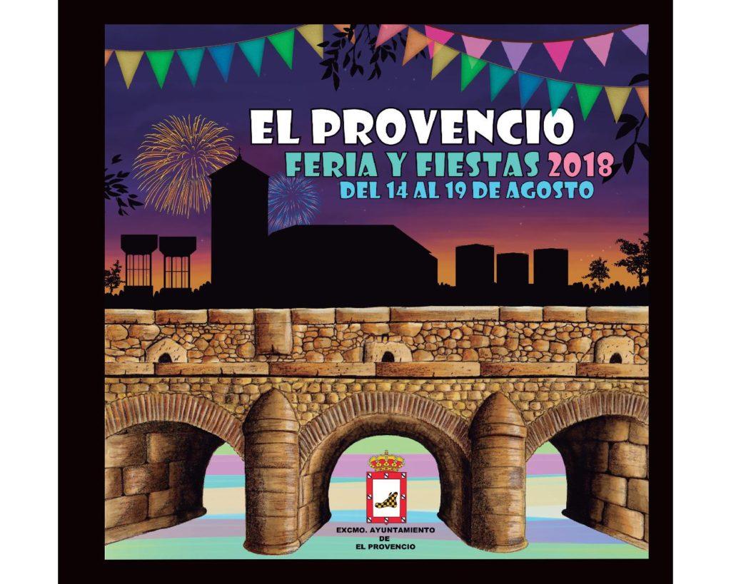 Ya están disponibles nuestros libros de la «Feria y fiestas 2018»