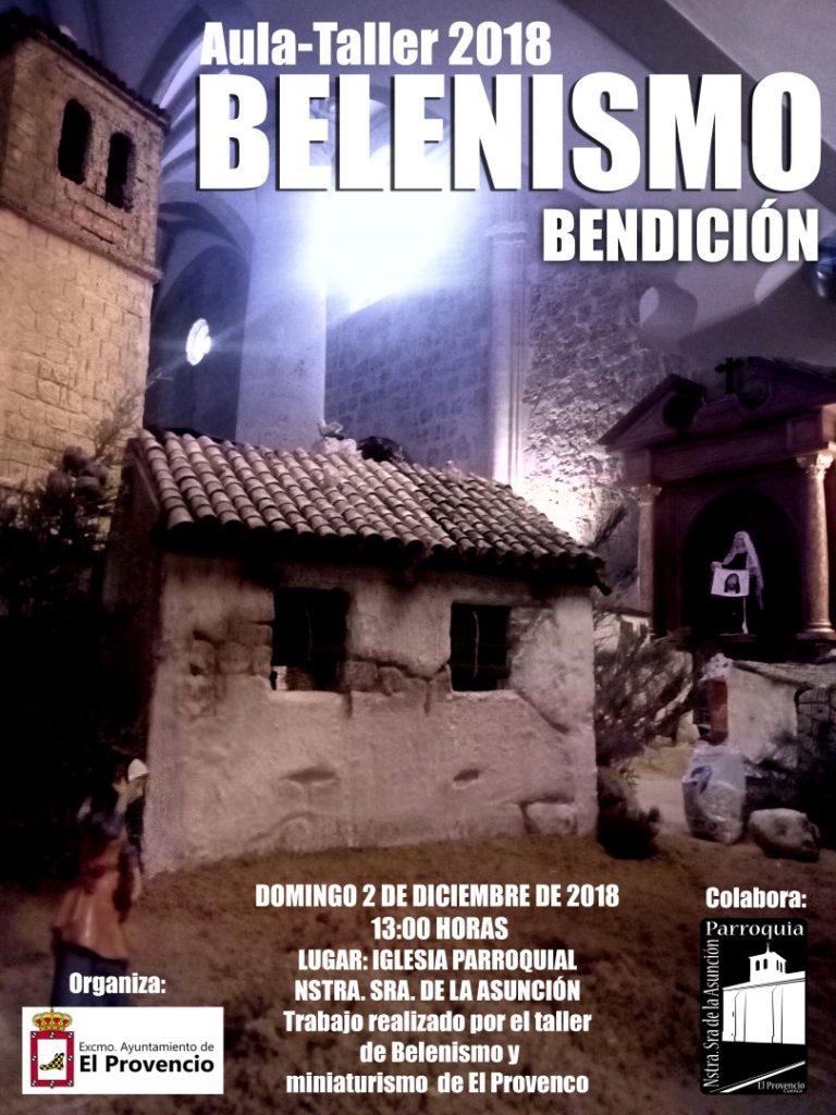 PROGRAMACIÓN DE NAVIDAD Y SAN ANTÓN: DEL 3 DE DICIEMBRE DE 2018 AL 21 DE ENERO DE 2019