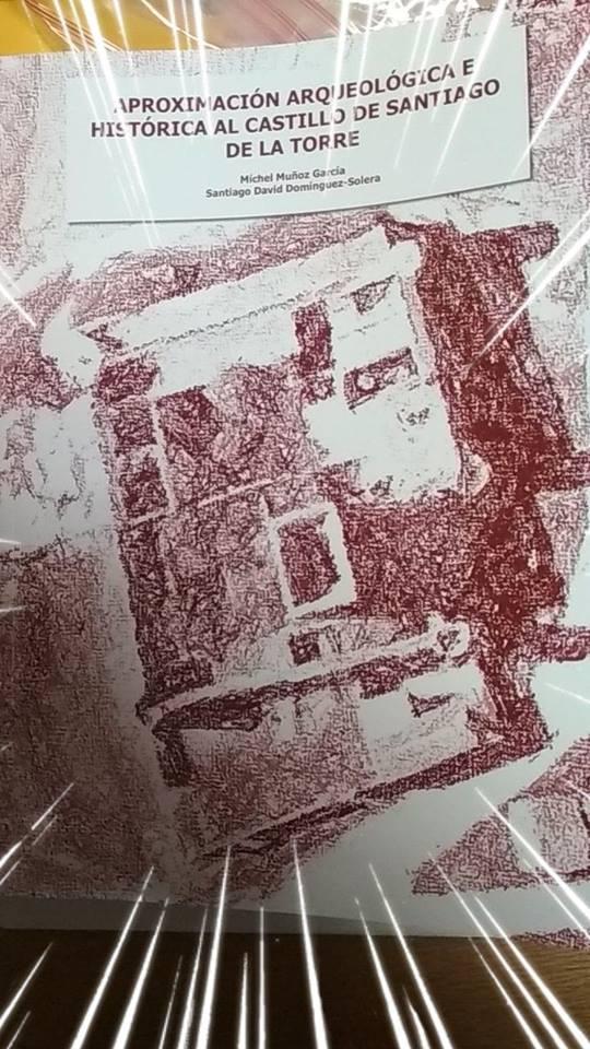 Promoción del libro «Aproximación arqueológica e histórica al castillo de Santiago de la Torre»