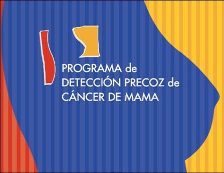 Programa de Detección Precoz de Cáncer de Mama