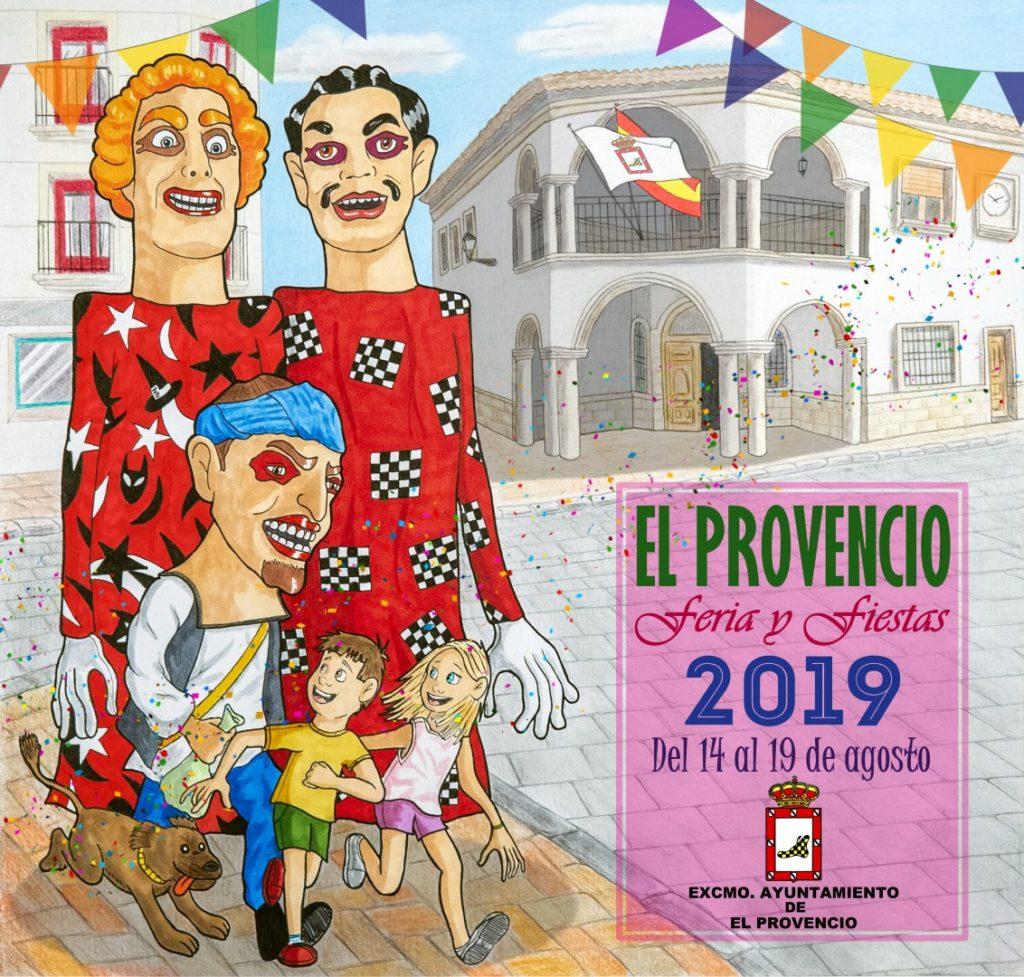 YA DISPONIBLES LOS LIBROS DE NUESTRA FERIA Y FIESTAS 2019