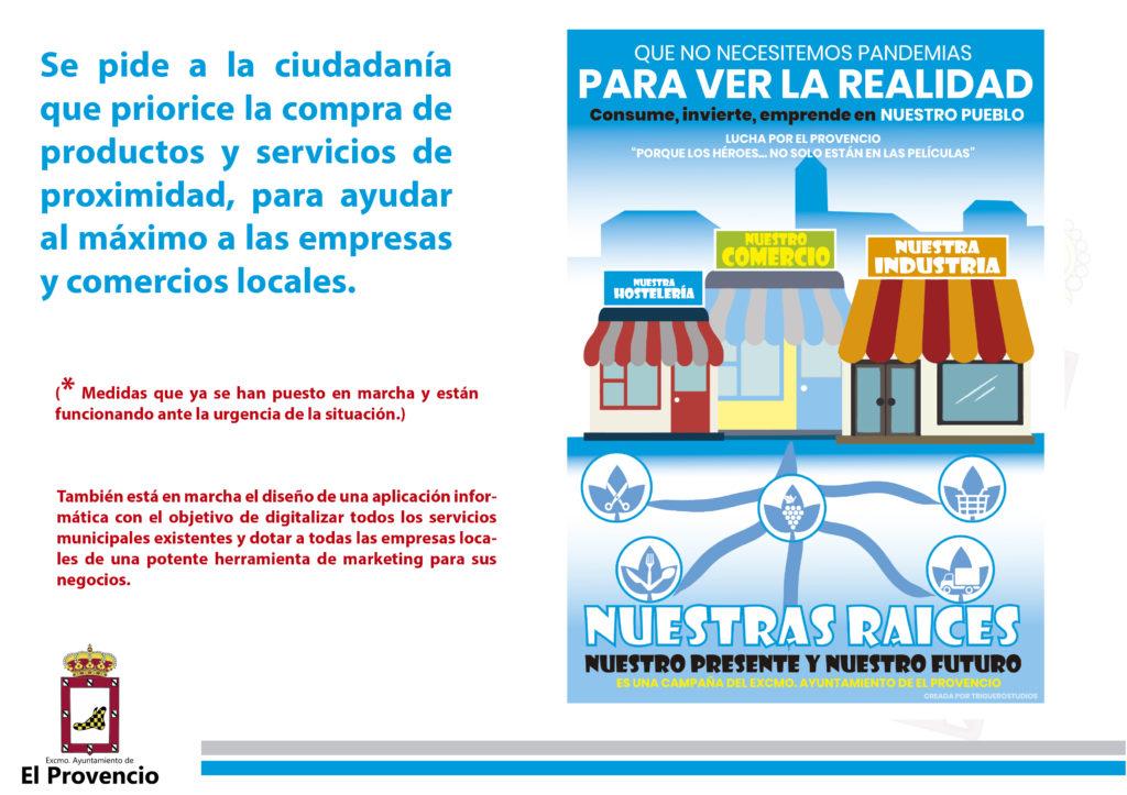 MEDIDAS CONTRA LOS EFECTOS DEL COVID-19