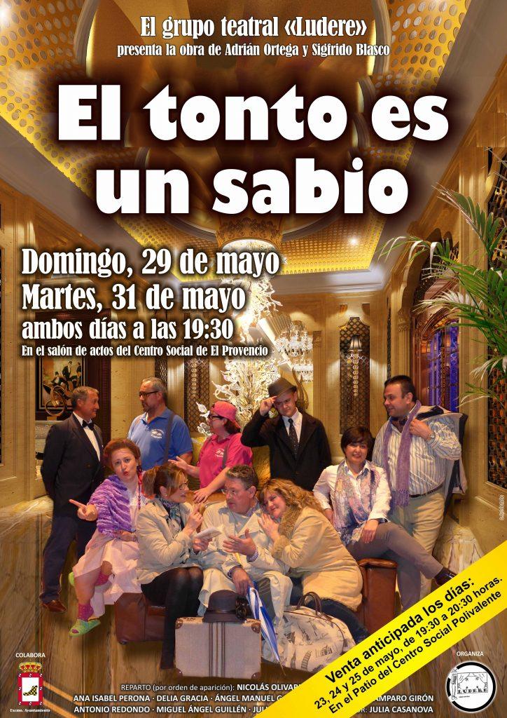 EL TONTO ES UN