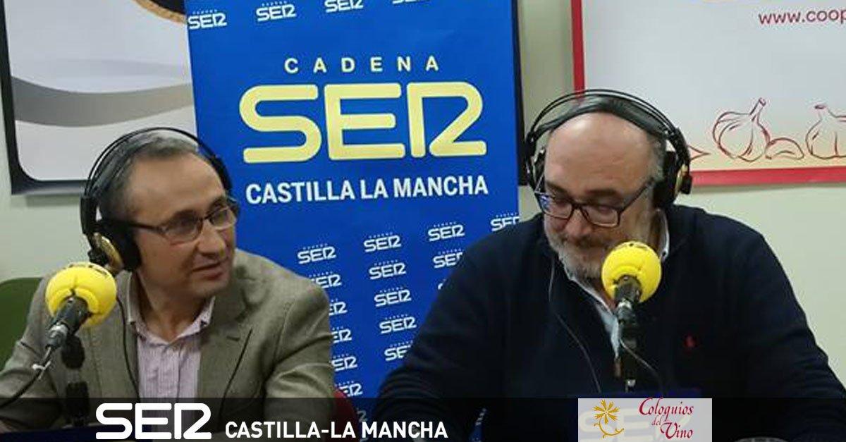 """EL PROVENCIO PROTAGONISTA DEL PROGRAMA """"COLOQUIOS DEL VINO"""" DE LA CADENA SER"""