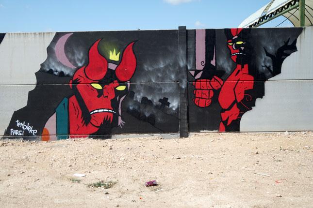 Mignola's Hellboy