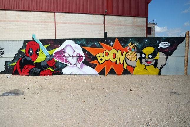 Mural infantil
