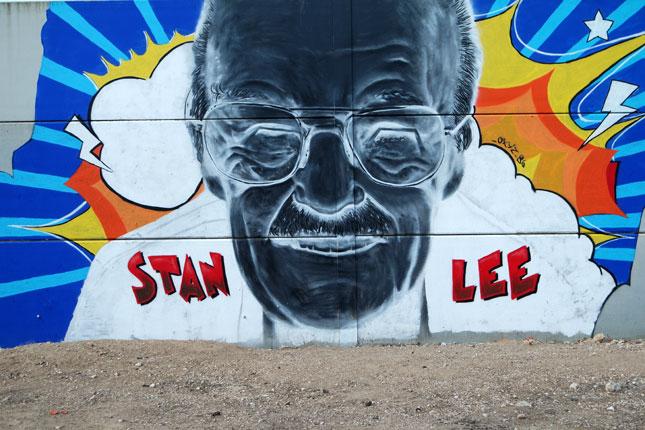 Negative Stan Lee