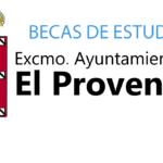 BASES REGULADORES DE BECAS DE INGLÉS DIRIGIDAS A ALUMNOS DE PRIMARIA Y SECUNDARIA DE EL PROVENCIO